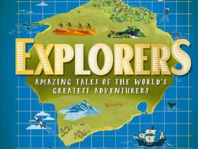 DK_Explorers, Amazing Tales of World's Greatest Adventurers_探险家_PDF高清版